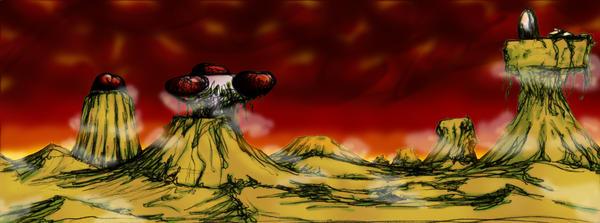paisagem de amanha by ridle