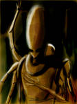 Golden Alien