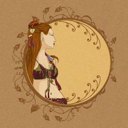 Madre Sophia - Tribal Dancer by rrferreirah
