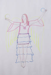 Drawing Everything June- Balance