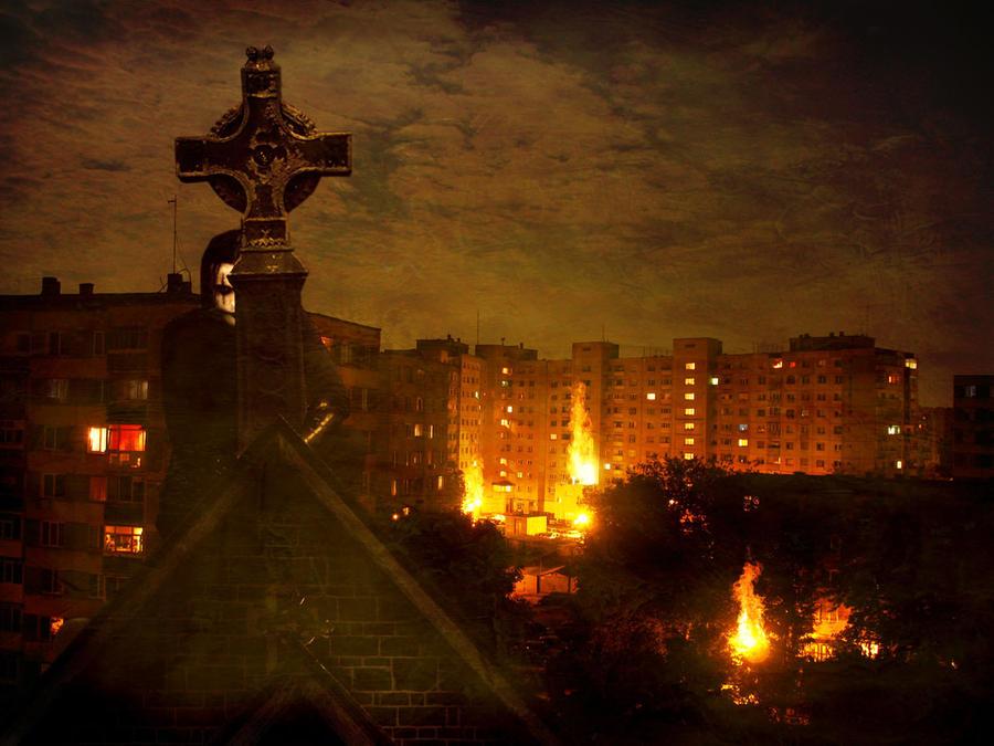 Devil's Night by DrXtreme