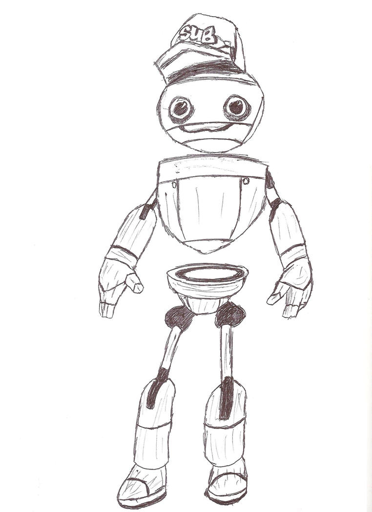 Subway Surfers Tagbot Coloring Pages