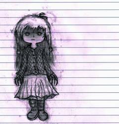 Gyl(?) Doodle by dandynood