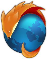 Firefox Icon by Huroman