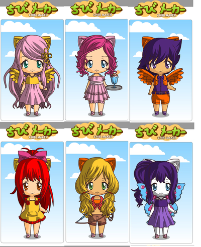 Chibi Maker Mlp | www.pixshark.com - Images Galleries With ...