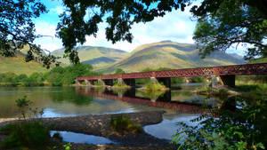 The Railway Bridge by Onion-chutney