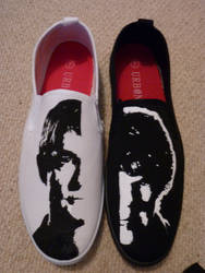 Sherlock Shoes by Haari