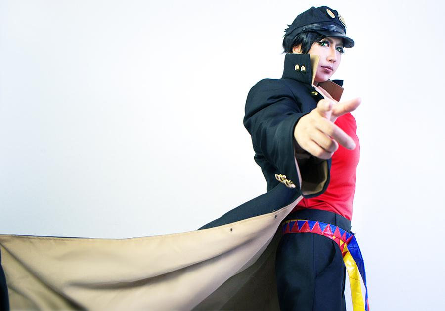 Jotaro 2 - JOJO 3 by Miri-cosplay on DeviantArt