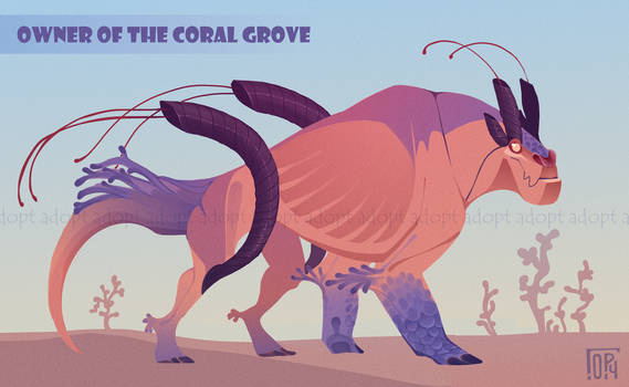 Owner of the coral grove_ADOPT_open