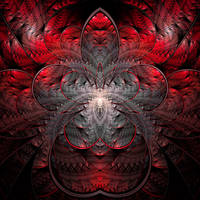 Bloodflower by kr0mat1k