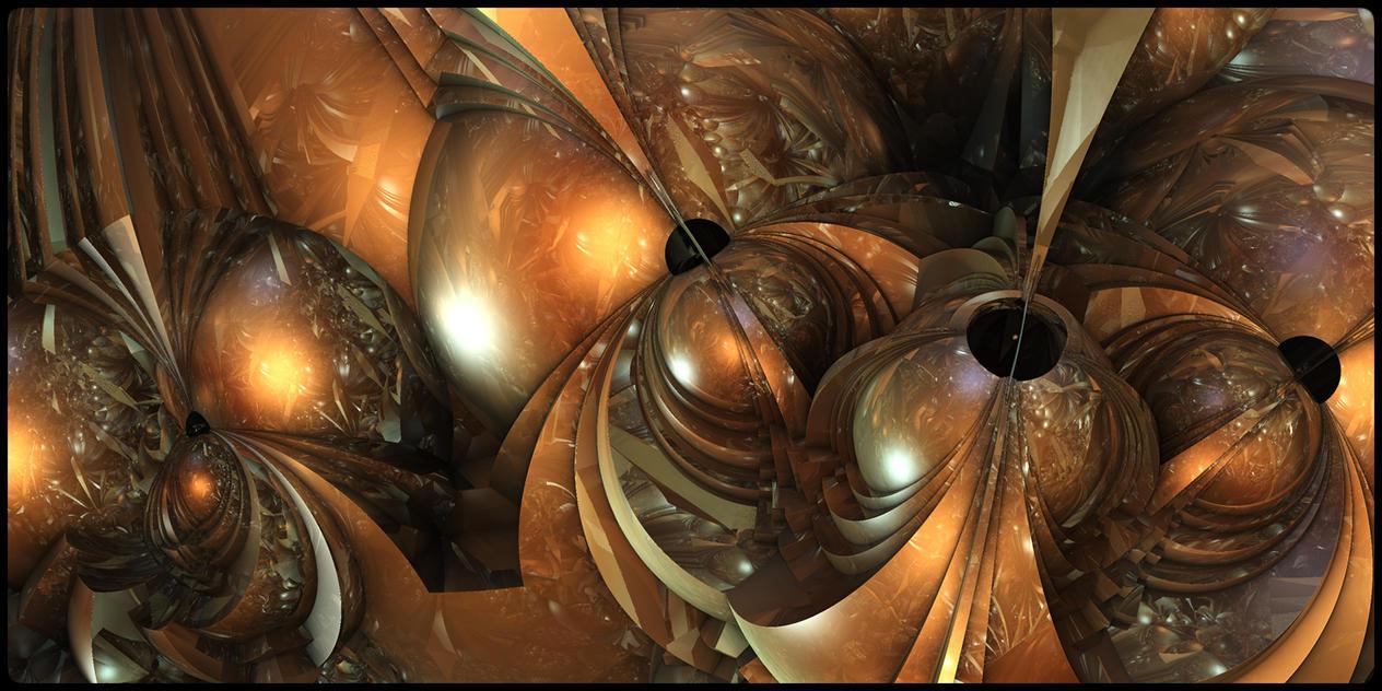 Copperbulb by kr0mat1k