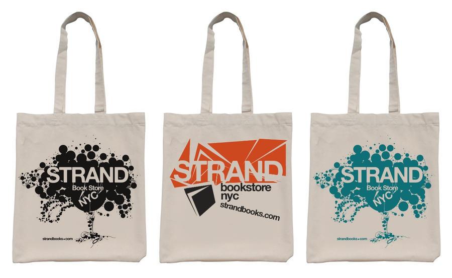Strand Tote Bag Design 2 by bygrizdotcom on DeviantArt