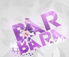 ++Sweet Barbara. by StarsAreBurning