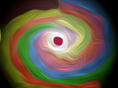 the Colorverse by larryGanzington