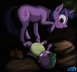 Concussion on the Way to Canterlot