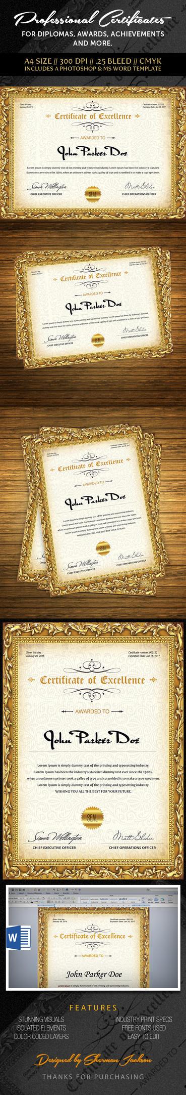 Certificates explore certificates on deviantart finethinks 0 0 multipurpose professional certificates diplomas by shermandavidjackson yadclub Choice Image