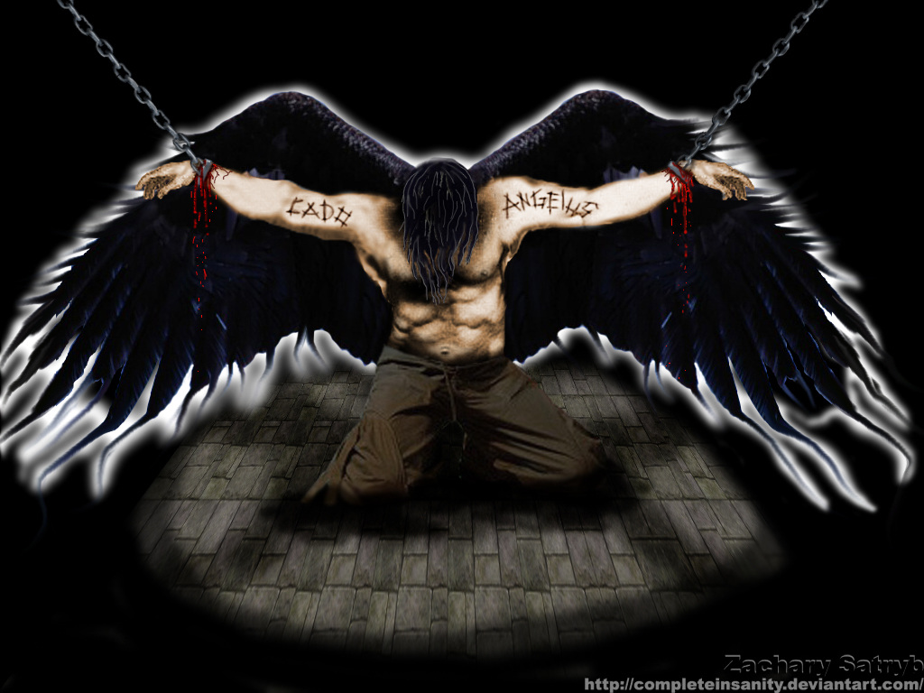 Šta je pisac hteo da kaže? - Majacvet - Page 3 Fallen_angel_by_completeinsanity