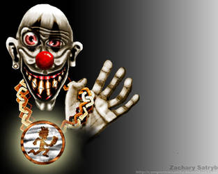 Insane Clown Bling by CompleteInsanity