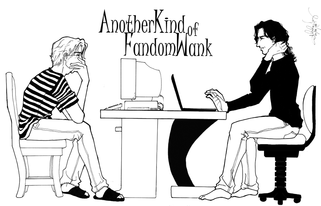 Another Kind of Fandom Wank by paglago