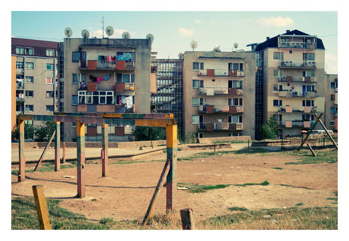 Kosovo playground