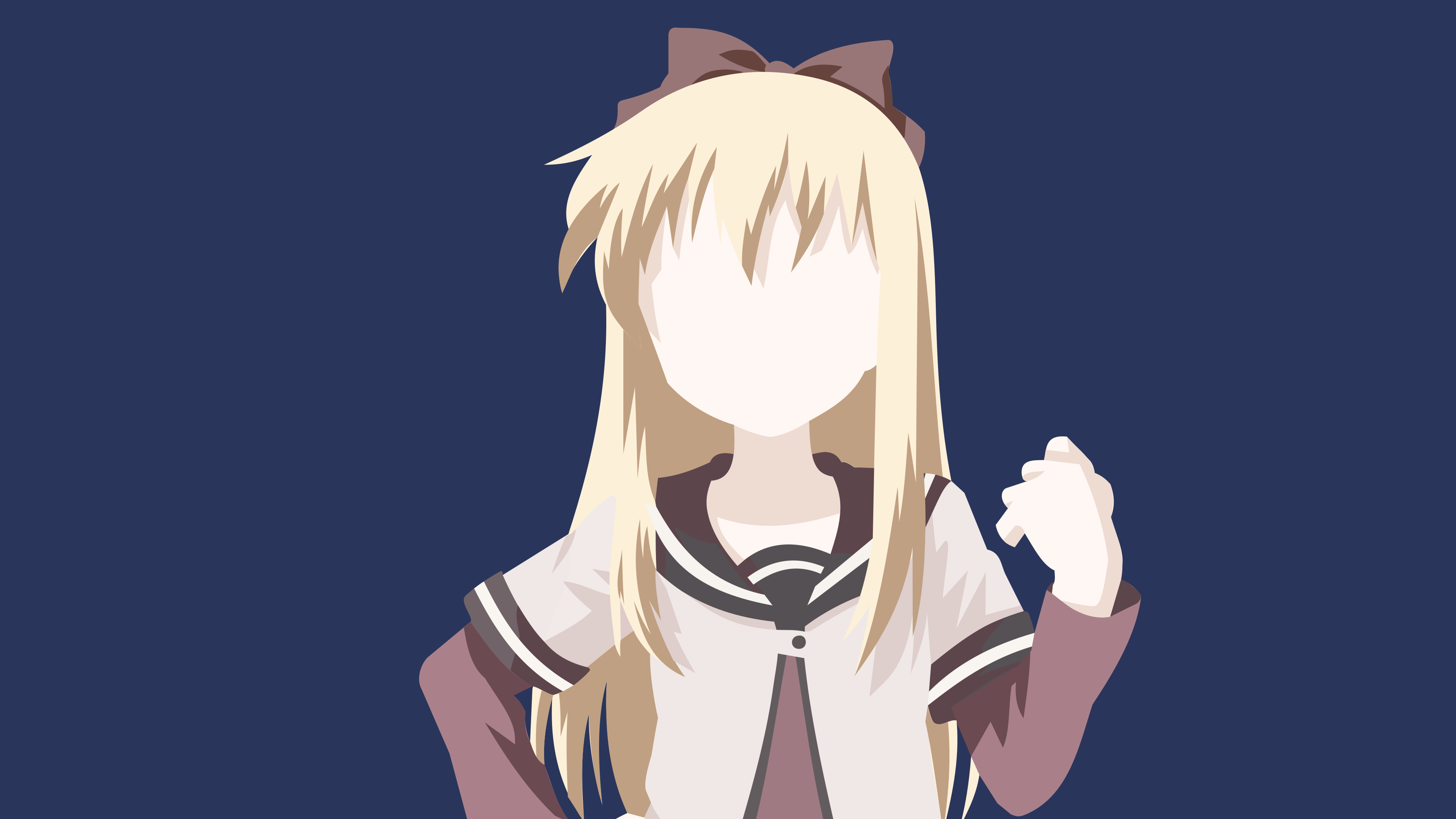 Yuru Yuri On Minimalistic Animoo
