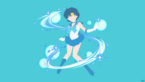 Sailor Mercury (Pretty Soldier Sailor Moon)