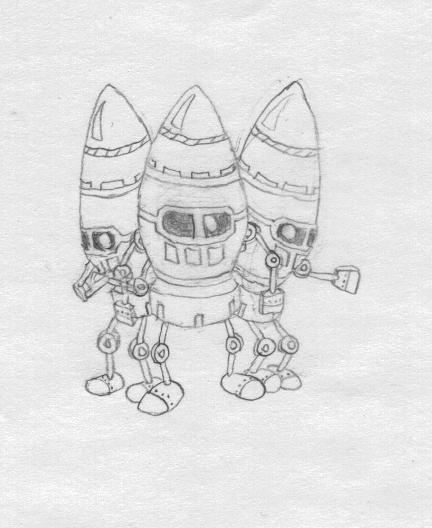 Bulleteer-Private Bulletheads
