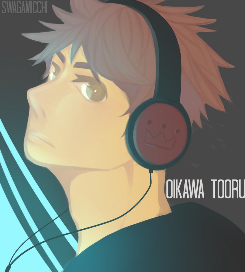 Oikawa Tooru - THE GRAND KING by HoneyToast123