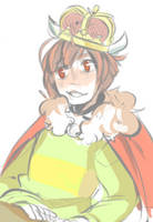 Royal Asshole [drawpile dump] by Micchi-Draws