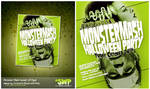 MonsterMash Sweet 16 flyer