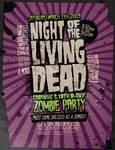 Flyer: Zombie Party