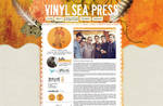 Website: Vinyl Sea Press