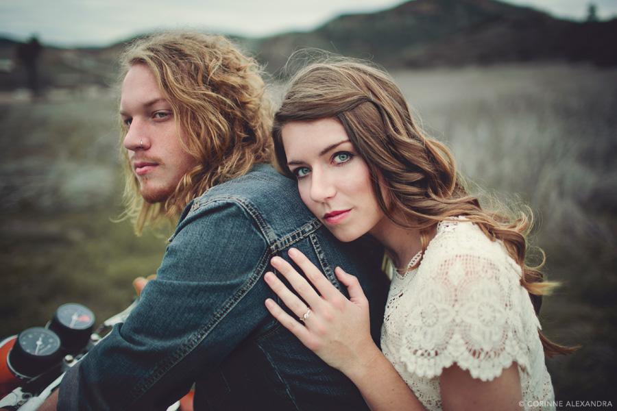 Blake and Megan Engagement 02 by stuckwithpins