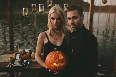 Til Death Do Us Part - Halloween Bridal 03