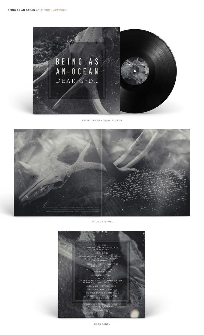 Being As An Ocean - Dear G-d... by stuckwithpins