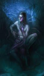 demon of fear by EnRiell