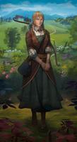 Cute Archer