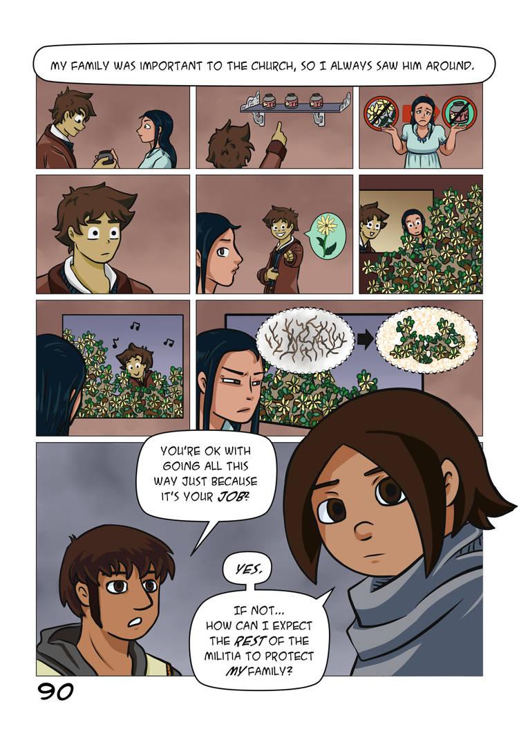 False Deity Chapter Three Page 90