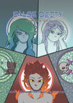 False Deity Chapter 4 Cover