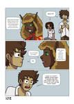 False Deity Chapter 4 page 102