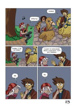 False Deity Chapter 4 page 113