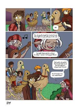 False Deity Chapter 4 page 114