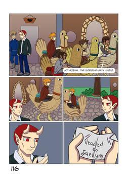 False Deity Chapter 4 page 116