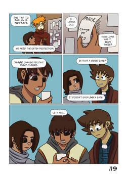 False Deity Chapter 4 page 119