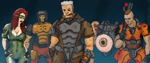 Quake 3 - Tier 1 by Error313