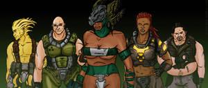 Quake 3 - Tier 2