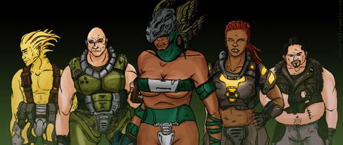 Quake 3 - Tier 2 by Error313