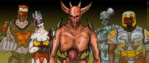 Quake 3 - Tier 3 by Error313