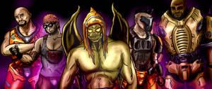 Quake 3 - Tier 5 by Error313