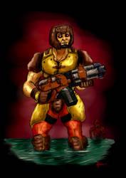 That Brown Ranger